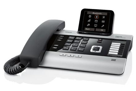 Новый многофункциональный телефон gigaset для небольших компаний