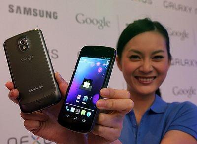 Новый смартфон nexus может выйти до конца года