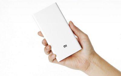 Новый внешний аккумулятор xiaomi может 7 раз полностью зарядить iphone 6