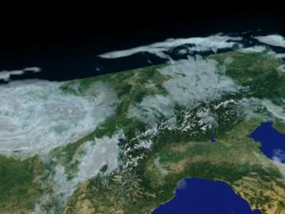 Nvidia поможет швейцарии предсказывать погоду