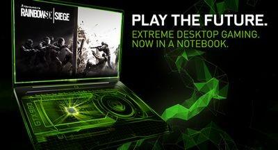 Nvidia представила версию десктопной видеокарты geforce gtx 980 для игровых ноутбуков