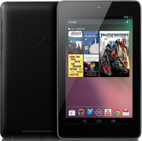 Обзор google nexus 7 от asus: android в чистом виде
