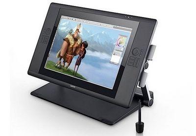 Обзор интерактивного дисплея wacom cintiq 24hd touch