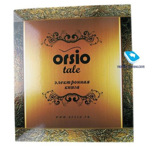 Обзор электронной книги orsio tale