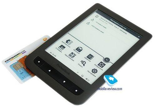 Обзор электронной книги pocketbook 626