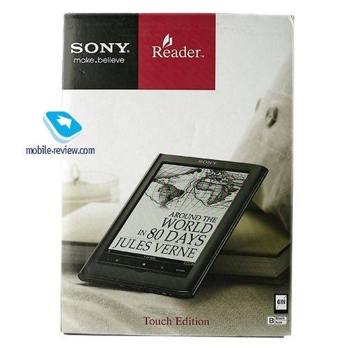 Обзор электронной книги sony prs-650
