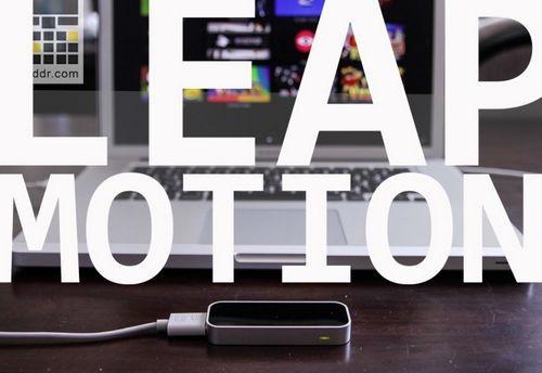 Обзор leap motion