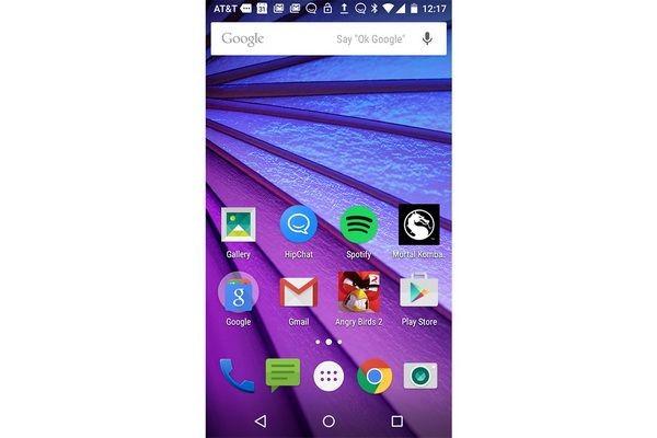 Обзор смартфона motorola moto g (2015) третьего поколения