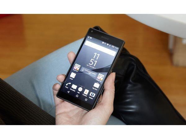 Обзор смартфона sony xperia z5 compact