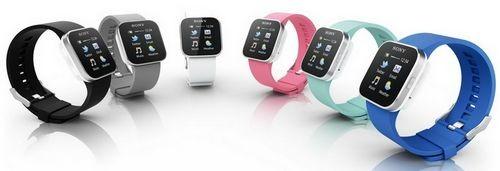 Обзор sony smartwatch: не просто часы для android