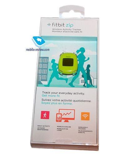 Обзор умного шагомера fitbit zip – дешево и сердито