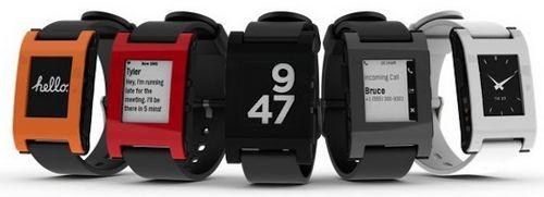 Обзор умных часов pebble watch с kickstarter