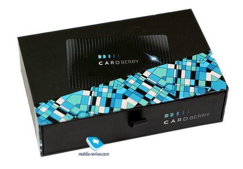 Обзор универсальной электронной карты cardberry