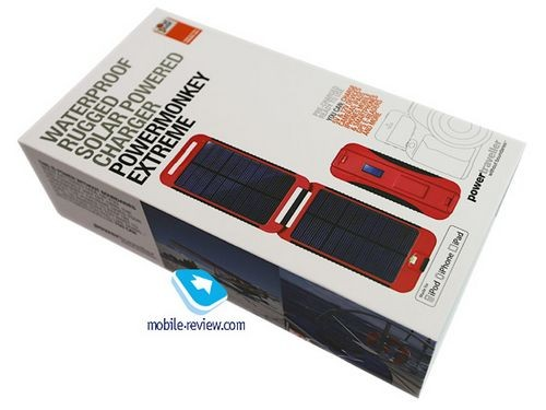 Обзор защищенного зарядного устройства powermonkey extreme