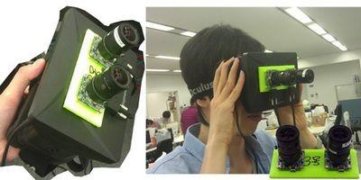 Очки дополненной реальности spaceglasses meta.01 — все то, что не умеет google glass