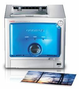 Olympus представил новые фотопринтеры