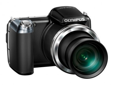 Olympus sp-810uz ultra zoom – новая камера с 36-кратным зумом