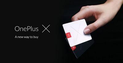Oneplus x снова будет продаваться по приглашениям