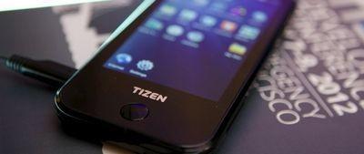 Оператор ntt docomo может выпустить первый смартфон на tizen os