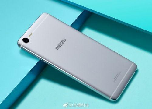 Опубликован первый пресс-рендер смартфона meizu e2