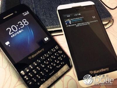 Опубликованы спецификации blackberry r10
