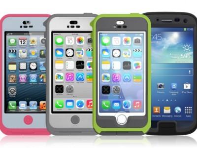 Otterbox представила линейку водонепроницаемых чехлов для iphone