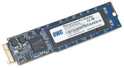Owc выпустила производительные ssd для замены штатных накопителей macbook air