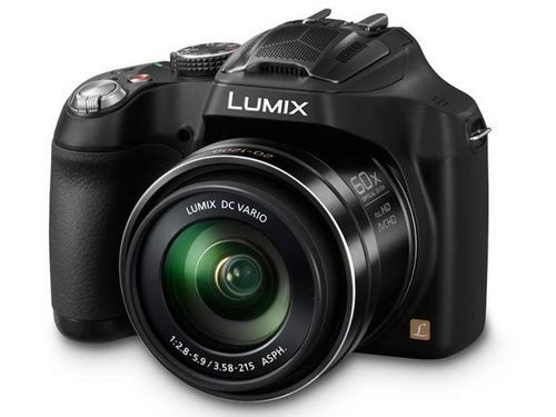 Panasonic анонсировала фотоаппарат lumix dmc-fz72