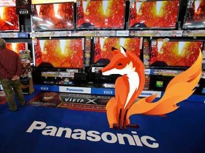 Panasonic анонсировала первые смарт-телевизоры на firefox os