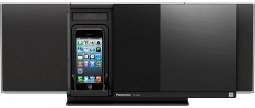 Panasonic представила компактные стереосистемы sc-hc38, sc-hc28 и sc-hc18