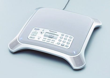 Panasonic приступила к продажам нового ip конференц-телефона в россии