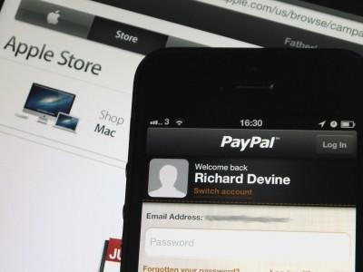 Paypal хочет стать партнером apple по созданию платежной системы