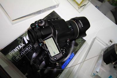 Pentax 645d – 40mpx монстр за $10k