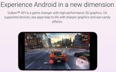 Первое обновление android 7.0 nougat выйдет этой осенью
