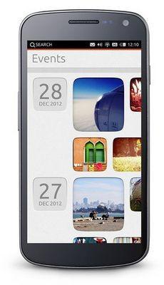 Первые смартфоны на ос ubuntu появятся в продаже в октябре 2013 года
