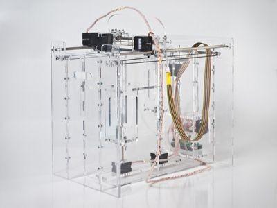 Первый опенсорс порошковый 3d принтер