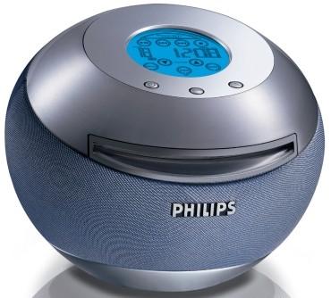 Philips разработал аудиосистему в виде шара
