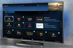Philips smart tv расширит возможности за счёт облачных сервисов