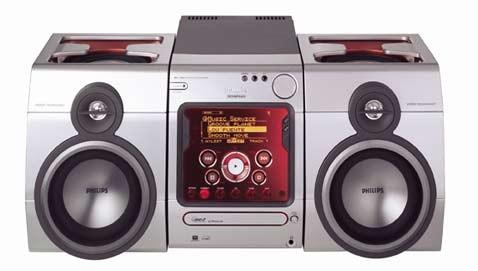 Philips streamium mc-i200: радио для интернетчиков