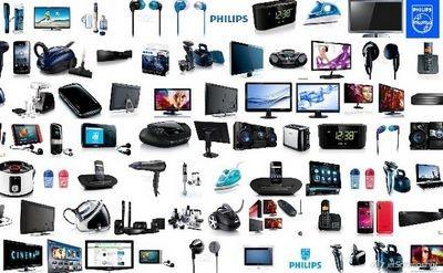 Philips уходит с рынка бытовой электроники