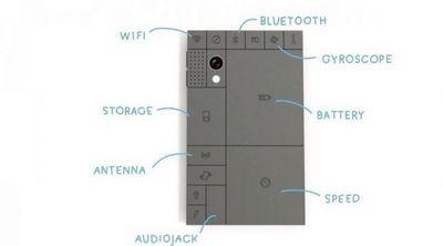 Phonebloks — модульный смартфон