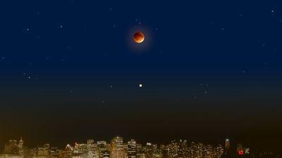 Планетные затмения во время и после «кеплера»