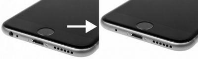 По данным цепочки поставок, смартфон apple iphone 7 лишен разъема 3,5 мм