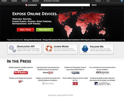 Поисковая система shodan: как хакеры подключаются к вашим веб-камерам