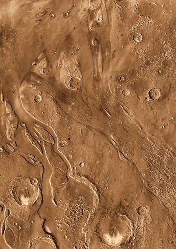 Получен мощный довод в пользу древней марсианской жизни