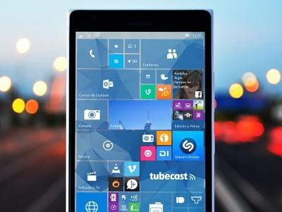 Пользователи windows 10 mobile начали получать обновление anniversary update