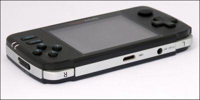 Портативная игровая консоль gcw-zero поступит в продажу в мае