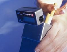 Портсигар-командир заставляет курить по привычке