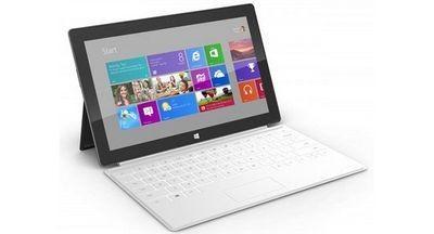 Поставки планшетов с windows rt оказались значительно ниже первоначальных ожиданий