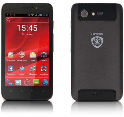 Prestigio объявила о расширении линейки смартфонов multiphone тремя новинками